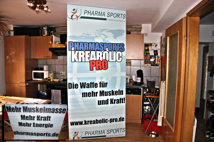 Think Big for Pharmasports!