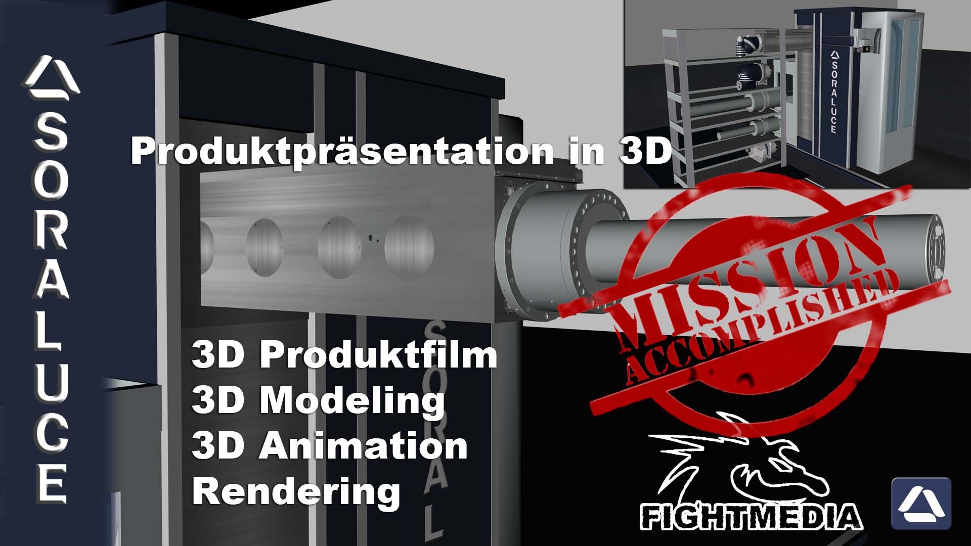 Produktpräsentation in 3D