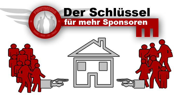 Der Schlüssel zu mehr #Sponsoren