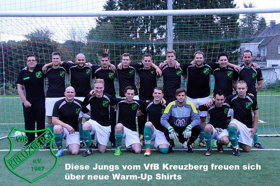 Sponsoring VfB Kreuzberg